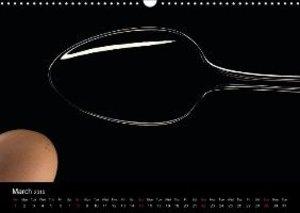 La Cucina - Stylish Cooking (Wall Calendar 2015 DIN A3 Landscape