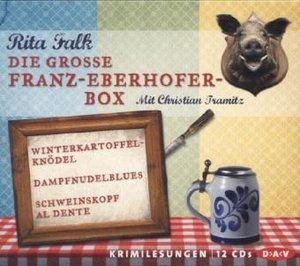 Die große Franz-Eberhofer-Box