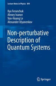 Nonperturbative Description of Quantum Systems