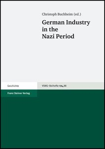 German Industry in the Nazi Period