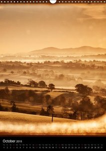 Great British Colourful Landscapes (Wall Calendar 2015 DIN A3 Po