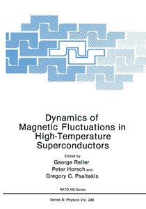 Dynamics of Magnetic Fluctuations in High-Temperature Supercondu
