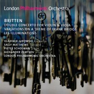 Double Concerto for Violin & Viola/Bridge Var.