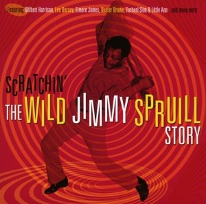 Scratchin'-The Wild Jimmy Spruill Story