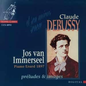 Debussy et son univers sonore.Preludes and Images