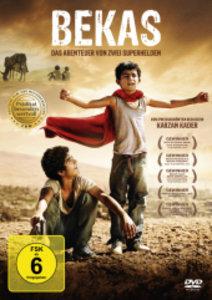 Bekas-Das Abenteuer Von Zwei Superhelden