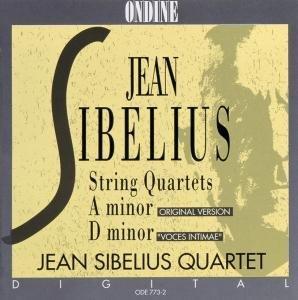 Jean Sibelius Quartet: Streichquartette