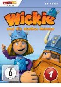 Wickie und die starken Männer-DVD 1 (CGI)