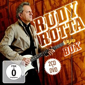 The Rudy Rotta Box.2CD+DVD