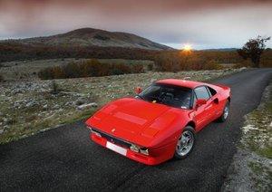 Ferrari 288 GTO (Poster Book DIN A3 Landscape)
