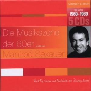 Die Musikszene der 60er erzählt von Manfred Sexaue
