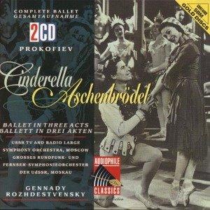 Cinderella Aschenbrödek op.87
