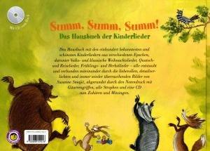 Summ,Summ,Summ! Das Hausbuch Der Kinderlieder