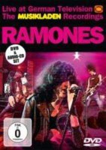 Musikladen Live (+CD)
