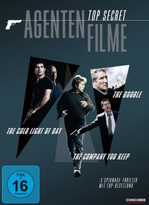 Top Secret Agentenfilme (DVD)