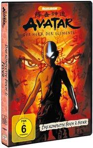Avatar - Der Herr der Elemente, Das komplette Buch 3: Feuer (4 D