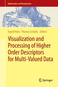 Visualization and Processing of Tensors and Higher Order Descrip