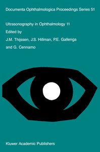 Ultrasonography in Ophthalmology 11