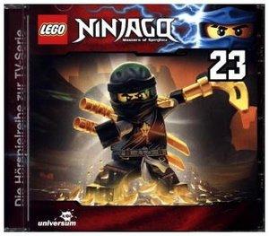 LEGO Ninjago (CD23)