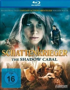 Schattenkrieger-The Shadow Cabal-Blu-ray Disc