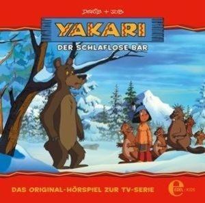 Yakari 22. Der schlaflose Bär
