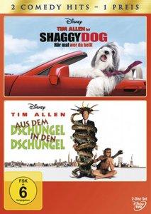 Shaggy Dog - Hör mal wer da bellt & Aus dem Dschungel in den Dsc