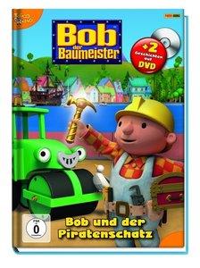 Bob der Baumeister. Bob und der Piratenschatz (Buch mit DVD)