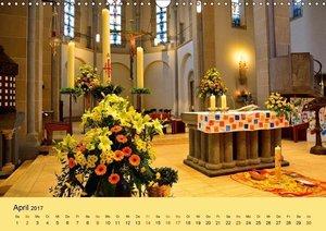 St. Severin Eilendorf 2017 (Wandkalender 2017 DIN A3 quer)