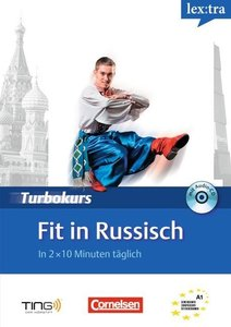 Lextra Russisch Turbokurs A1 Fit in Russisch