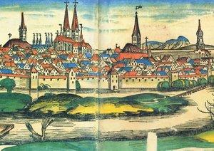 Städte mit Geschichte: Historische Ansichten (Posterbuch DIN A3