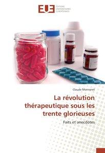 La révolution thérapeutique sous les trente glorieuses