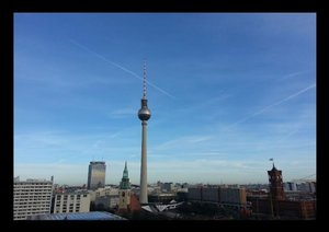Berlin An Impressive City (Poster Book DIN A4 Landscape)