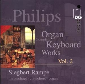 Orgel-Und Claviermusik Vol.2