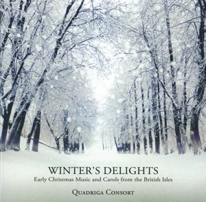 Winter's Delights - Early Christmas Music and Carols from the Br