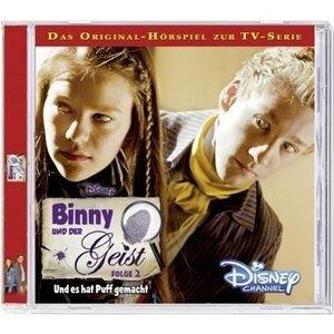 Disney - Binny und der Geist 2 - Und es hat Puff gemacht