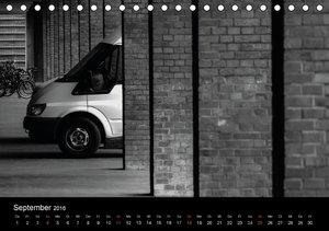 Der Stadtschleicher (Tischkalender 2016 DIN A5 quer)