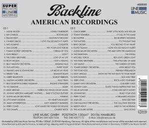 Backline Vol.50