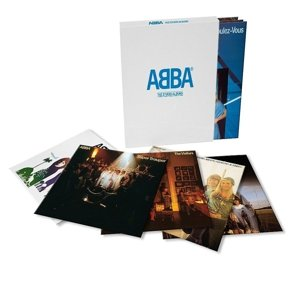 Abba :The Studio Albums (8 LP Box,Ltd.Edition)