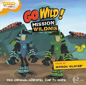 (21)Original Hörspiel zur TV Serie-Mission Gilatier
