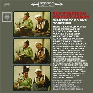 Ben Webster & 'Sweets' Edison-Limited Ed.45rpm