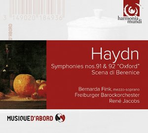 Sinfonien 91 & 92