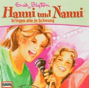 Hanni und Nanni 14 bringen alle in Schwung. CD