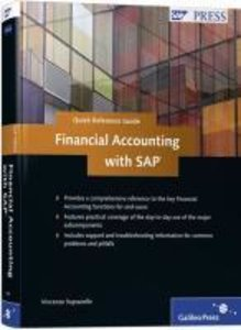 Quick Reference Guide to Financial Accounting with SAP ERP Finan