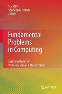 Fundamental Problems in Computing