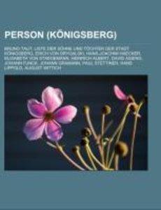 Person (Königsberg)