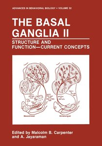 The Basal Ganglia II