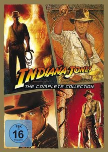 Indiana Jones Quadrilogie
