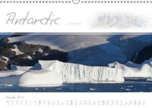 Polarscapes / UK-Version (Wall Calendar 2015 DIN A3 Landscape)