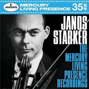 Janos Starker-The Mercury Living Presence Rec.