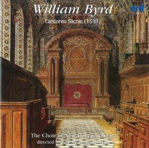 Byrd: Cantiones Sacrae (1591)